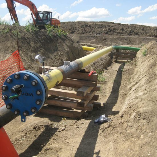Pipeline Construction & Testing